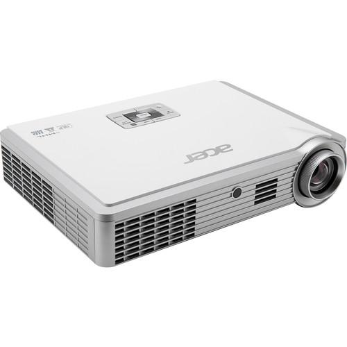 Acer K335 3D DLP Portable Projector (White) MR.JG711.009