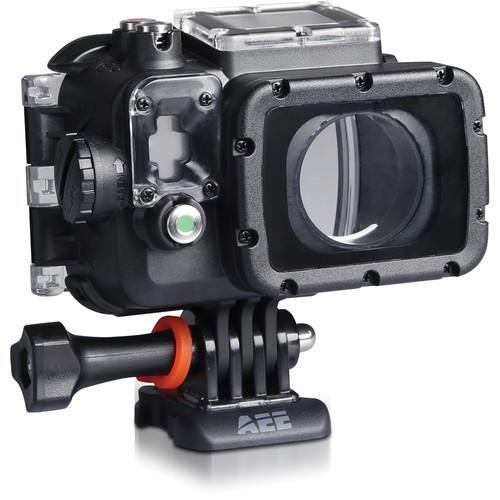 AEE S70XL Pro Underwater Housing with LCD Back Cover S70XL
