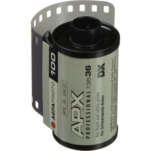 AgfaPhoto APX 100 Professional Black and White Negative AP6A1360