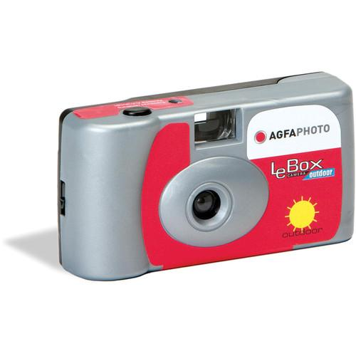 AgfaPhoto LeBox Outdoor 35mm Disposable Camera 1175277