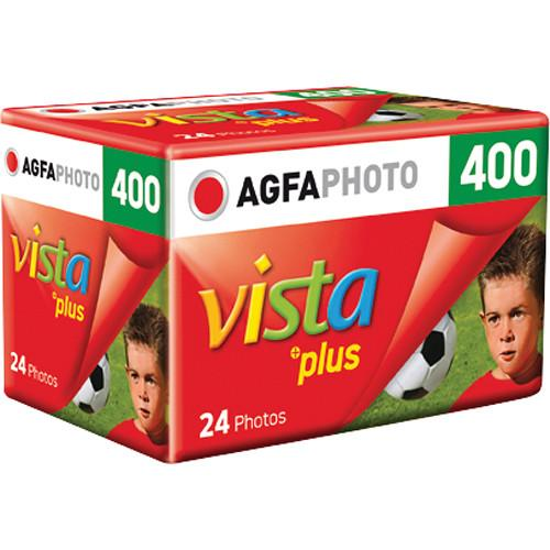 AgfaPhoto Vista plus 400 Color Negative Film 1175240