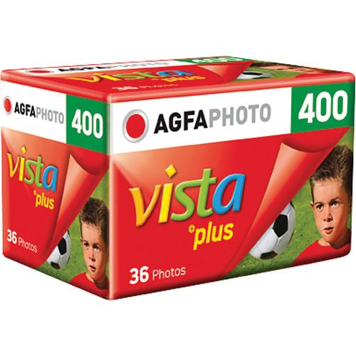 AgfaPhoto Vista plus 400 Color Negative Film 1175259