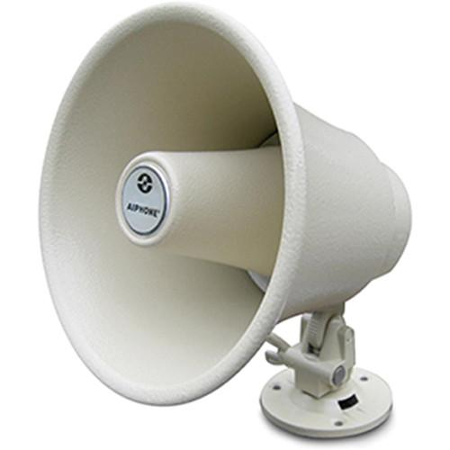 Aiphone AH-108 8Ω 10W Horn Speaker for Intercom, AH-108