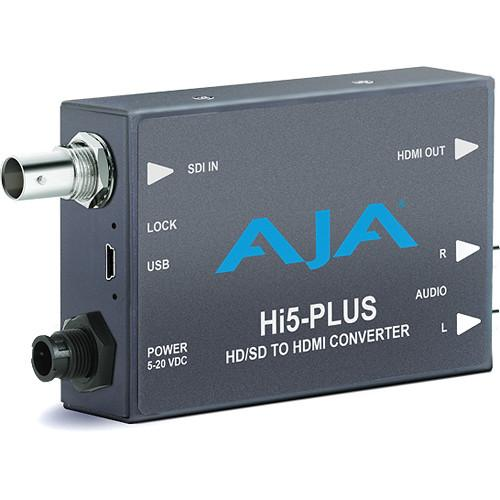AJA Hi5-Plus 3G-SDI to HDMI Mini-Converter HI5-PLUS