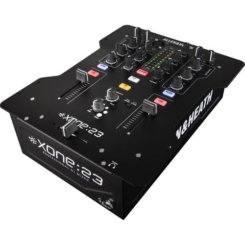 Allen & Heath XONE:23 - 2 2 Channel DJ Mixer XONE:23