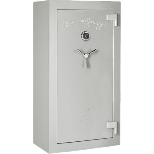 American Security SF-Series 20-Gun Safe NF6032LEFPLA