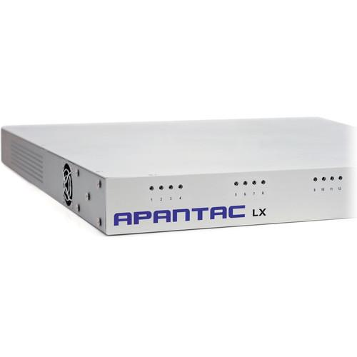 Apantac LX-16HD HD/SD-SDI Multiviewer with Router LX-16HD