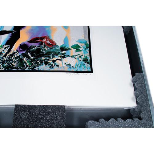 Archival Methods Ridged Foam Blocks for Art Carry 303-F24315