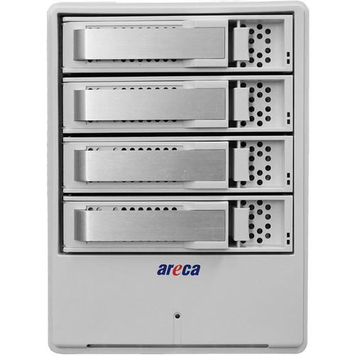 Areca ARC-5026 4-Bay Thunderbolt RAID Enclosure ARC-5026