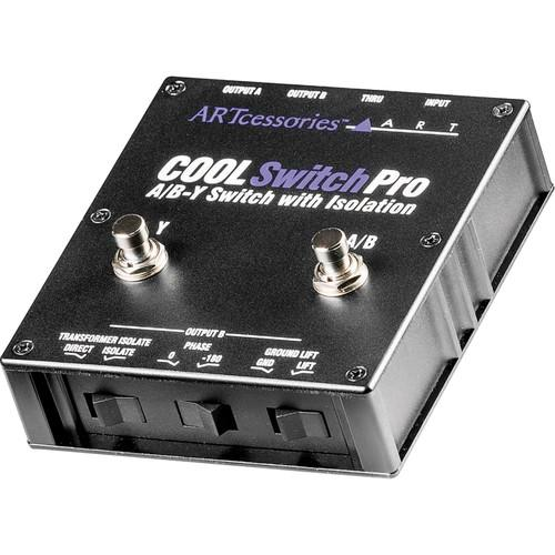 ART CoolSwitchPro Isolated A/B-Y Switch COOLSWITCHPRO