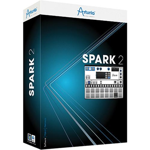 Arturia  Spark 2 - Beat Creation Software 210315