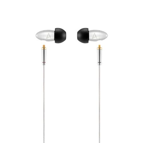 Astell&Kern AKR02 Balanced Armature Earphones (Silver) AKR02