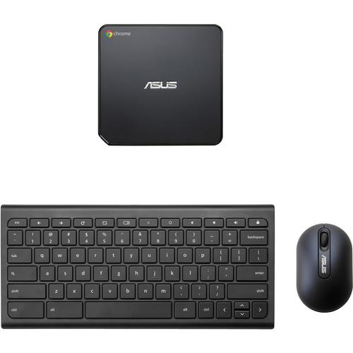 ASUS Chromebox M075U Desktop Computer CHROMEBOX-M075U