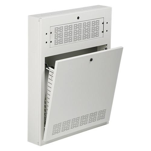 Atlas Sound Tilt Out Wall Cabinet for 19