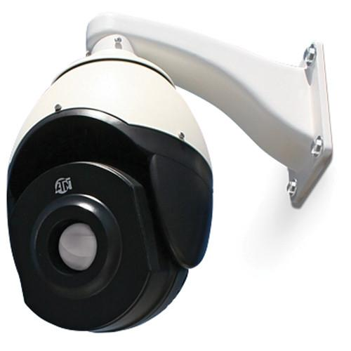 ATN TASC 640-26 Pan/Tilt Thermal Security Camera TISC6426PT09