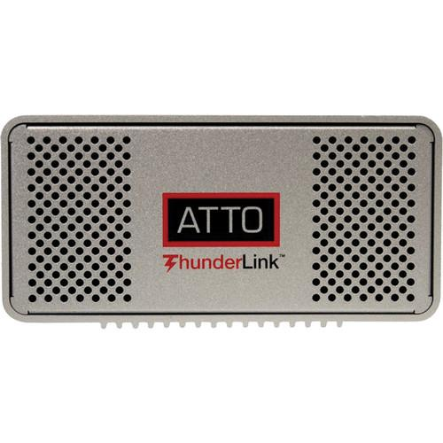 ATTO Technology TLNS-2102 20 Gb/s Thunderbolt 2 to TLNS-2102-DE0