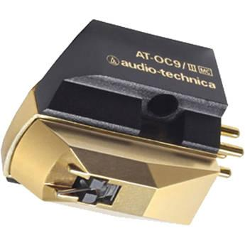 Audio-Technica AT-OC9/III MicroCoil Cartridge AT-OC9/III