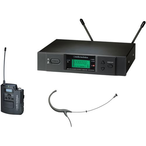 Audio-Technica ATW-3194b - 3000 Series Headworn UHF ATW-3194BI