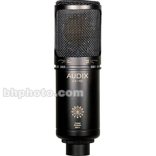 Audix  Audix CX112 Vocal Recording Kit