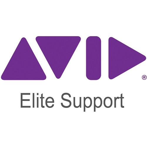 Avid Elite Support for Media Composer 8 (1-Year) 0540-30410-14