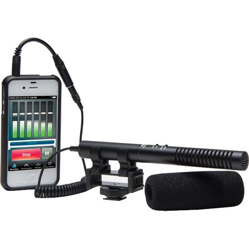 Azden SGM-990 i Shotgun Microphone for Mobile Device SGM-990   I