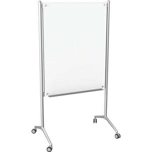 Balt Enlighten Mobile Glass Whiteboard (3 x 4') 74954