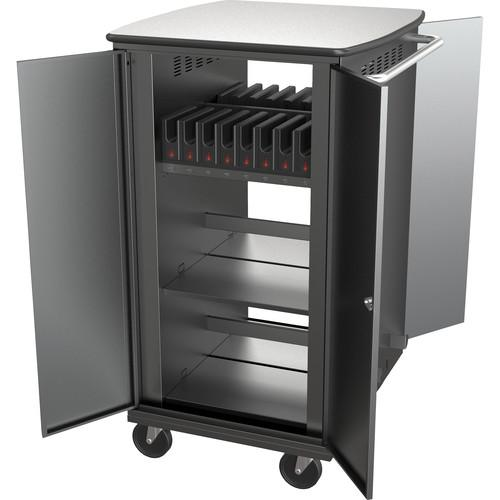 Balt iTeach High Capacity Rolling Charge Cart for 16 27695-2