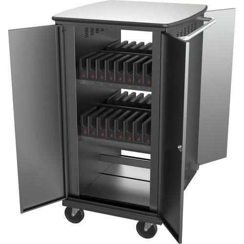 Balt iTeach High Capacity Rolling Charge Cart for 32 27695-4