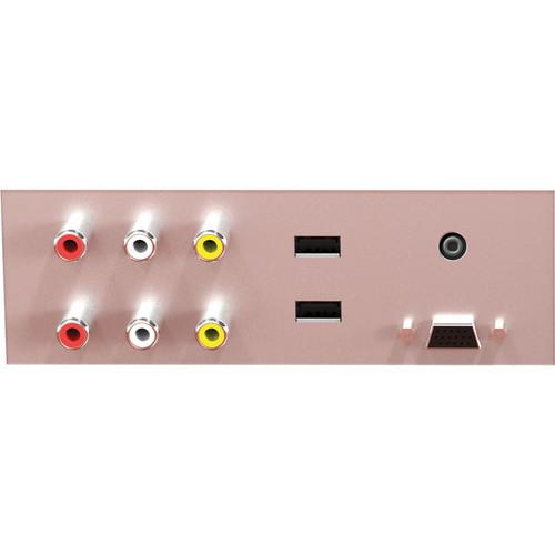 Balt Optional A/V Panel for Trend Podium Desk and Modular 66656