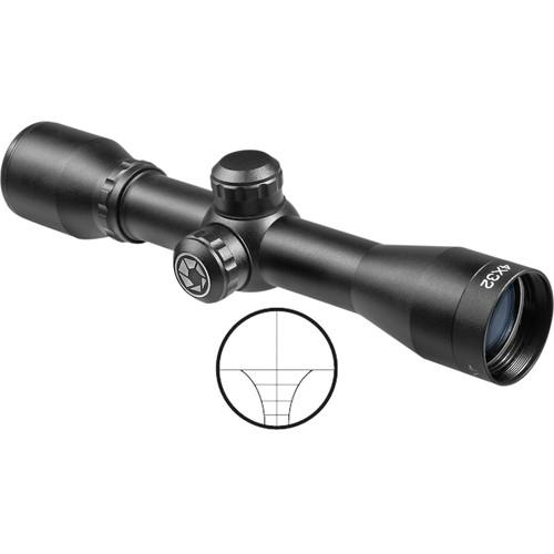 Barska  4x32 Contour Scope (Black) AC12182