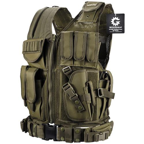 Barska Loaded Gear VX-200 Right-Handed Tactical Vest BI12332