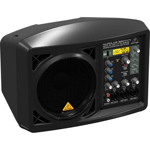 Behringer EUROLIVE B207MP3 Active 150W 6.5