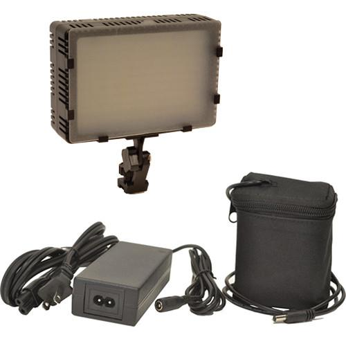 Bescor Field Pro FP-180 Bi-Color Dimmable On-Camera FP-180L