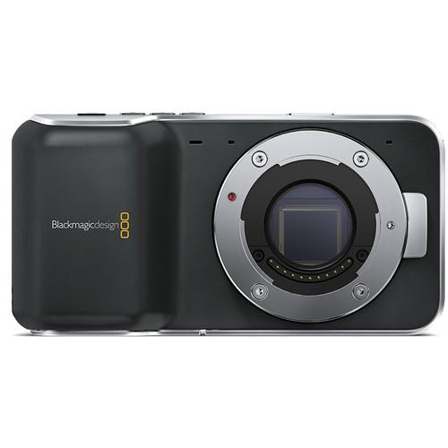 Blackmagic Design Blackmagic Pocket Cinema Camera Kit