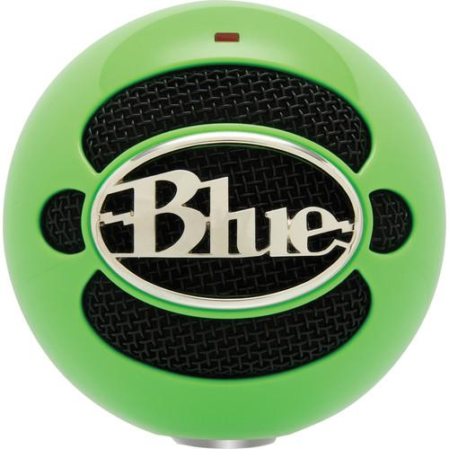 Blue Snowball USB Condenser Microphone with Accessory Pack 3022
