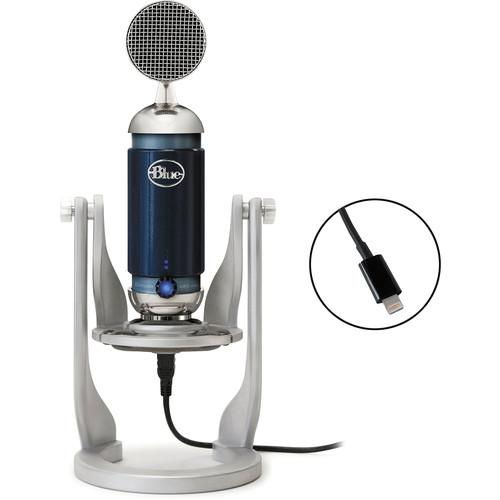 Blue Spark Digital Studio Condenser USB/Lightning SPARK DIGITAL