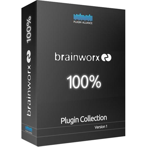 Brainworx 100% BX Bundle-V2 - Entire 100 BX BUNDLE - V2