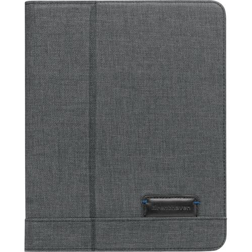 Brenthaven Collins iPad Folio (Heather Gray) 1903