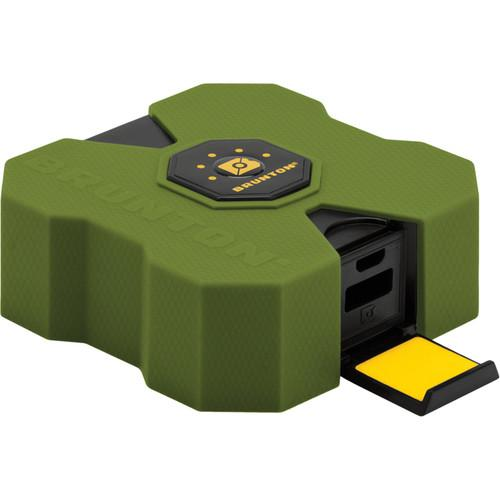Brunton Revolt 4000 Portable Power Pack (Green) F-REVOLT-OG