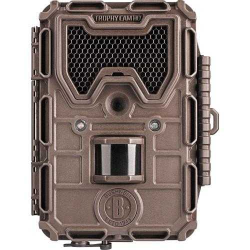 Bushnell 3MP Trophy Cam HD Trail Camera with No-Glow 119676C