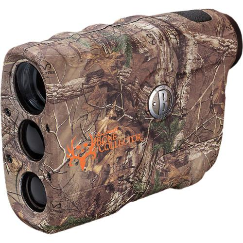 Bushnell 4x20 Laser Rangefinder, Bone Collector Edition 202208C