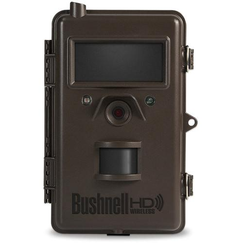 Bushnell Trophy Cam HD Wireless Trail Camera (Brown) 119599C