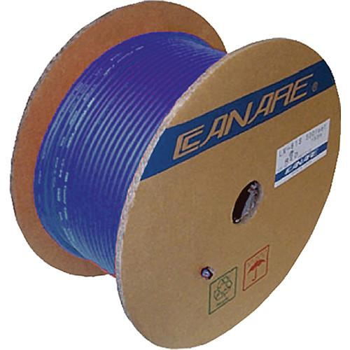 Canare LV-61S Video Coaxial Cable (500' / Blue) LV-61S 153M BLU