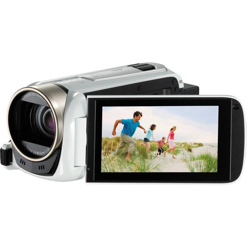 Canon LEGRIA HF R506 Full HD Camcorder (PAL, White) HFR506WE