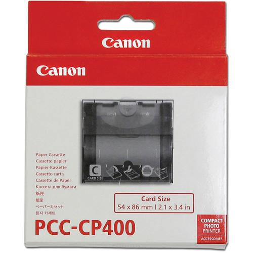 Canon PCC-CP400 Card Size Paper Cassette for SELPHY 6202B001