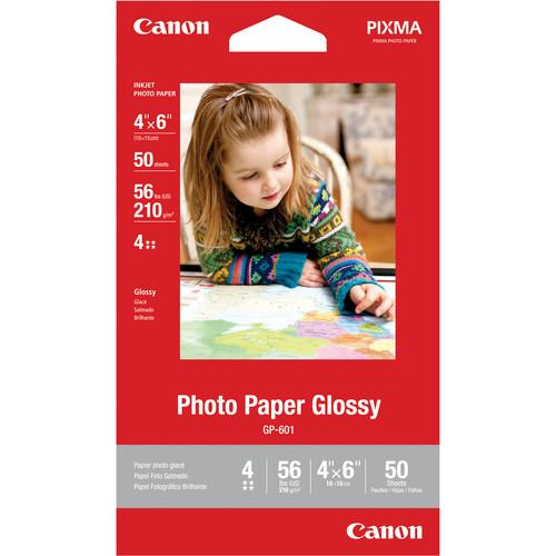 Canon Photo Paper Glossy (4 x 6