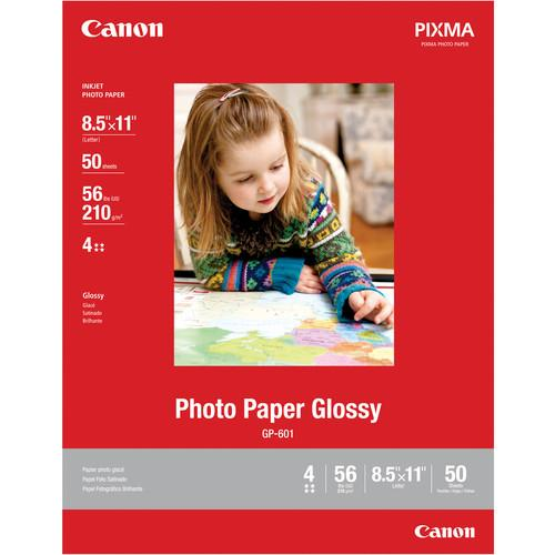 Canon Photo Paper Glossy (8.5 x 11
