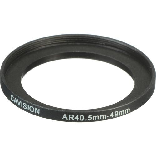 Cavision  40.5-49mm Step-Up Ring AR49-40.5D6