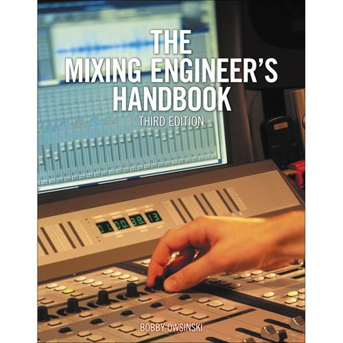 Cengage Course Tech. Book: The Mixing Engineer's 9781285420875