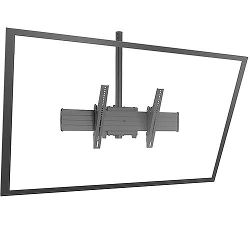 Chief FUSION X-Large Single Pole Flat Panel Ceiling Mount XCM1U